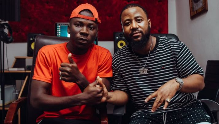 Cassper And StoneBwoy Record A New Song Together