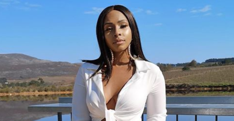 Boity Answers Whether She Thought She'd Be A Rapper 5 Years Ago