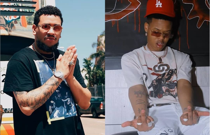 AKA Praises Nasty C Naming 3 Young SA Rappers He Is A Big Fan Of