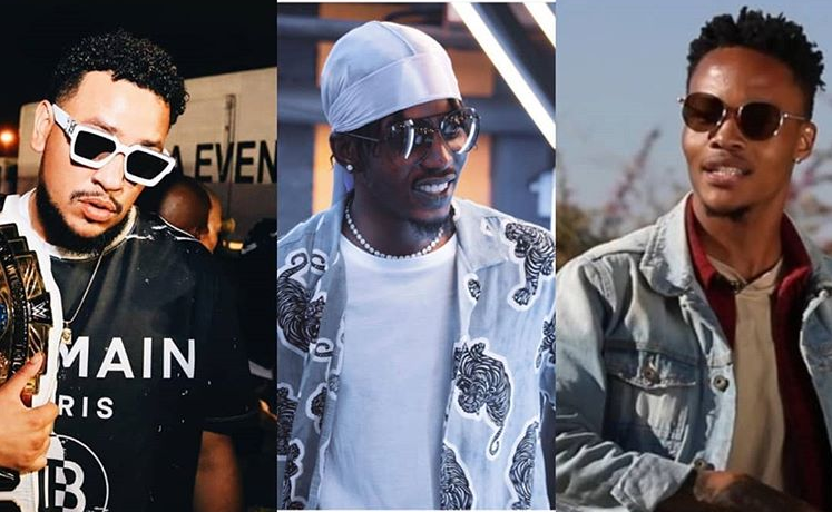 AKA, Zingah & More React To Flame Clapping A Fan During His Performance