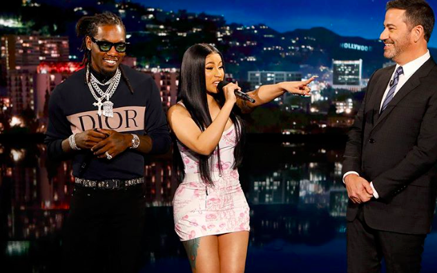 Cardi B Decides To File For Her Nigerian citizenship