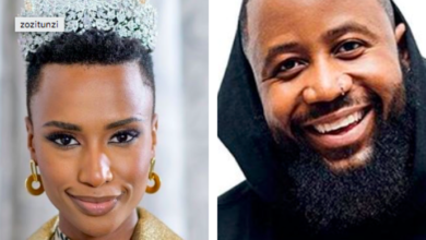 Miss Universe, Zozibini & Cassper Spark Dating Rumours After She Tweeted Cassper And Deleted The Post