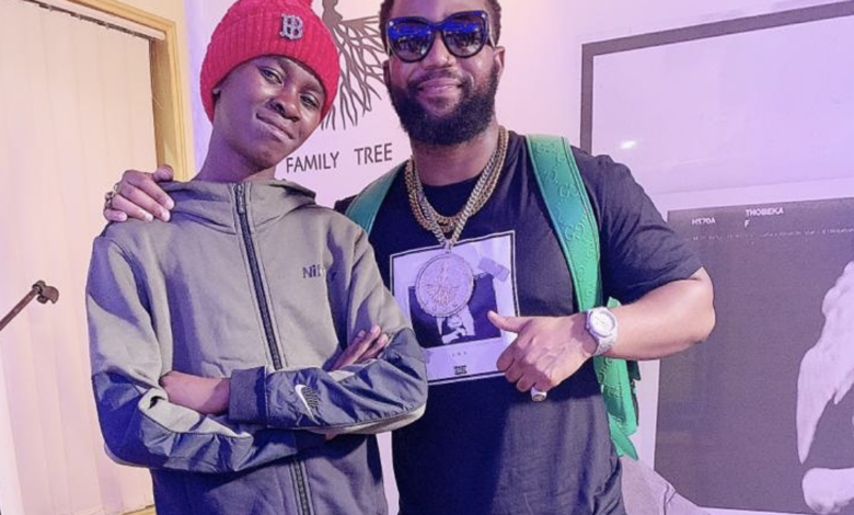 Cassper Shares His Feelings After The Young Boy He Rescued Chose To Go Back To The Streets