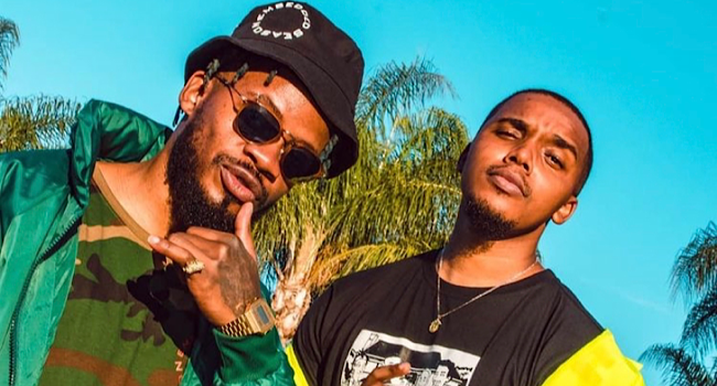 B3nchMarQ Share Snaps From Upcoming Music Video