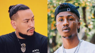 AKA Explains The Only Way A Collaboration With Emtee Would Happen