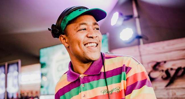 DJ Speedsta Scores Collaboration With Major Energy Drink Brand