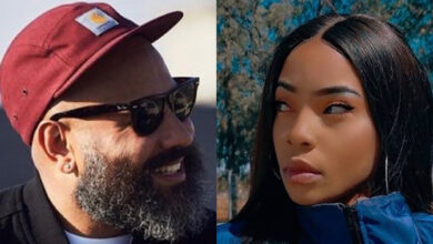 Apple Music's Ebro Darden Gives Rouge A Shout Out For Her New Single 'W.A.G'