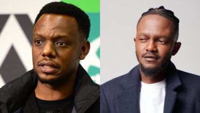 "Slikour To Kwesta: ""You Need To Take Care Of Yourself"""