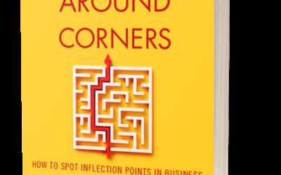 Seeing around corners by Rita McGrath
