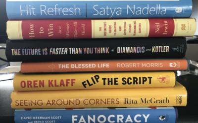 Books I'm reading in 2020