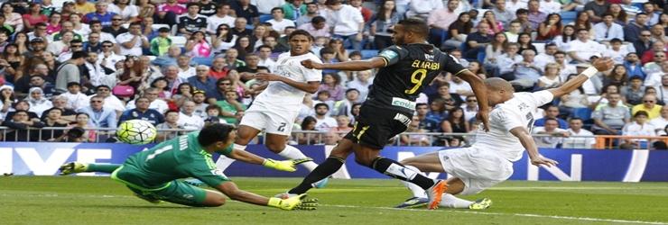 Victoria sufrida: Real Madrid 1 – 0 Granada
