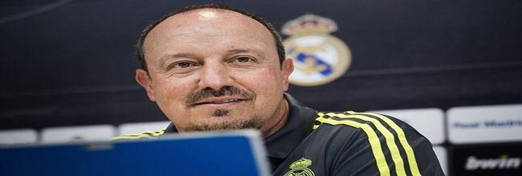 Rueda de prensa de Rafa Benitez previa al partido de Liga ante el RCD Espanyol