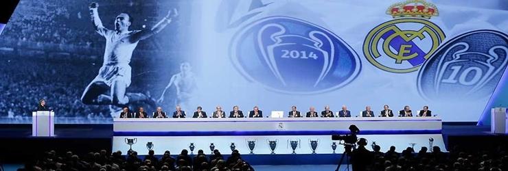Asamblea General de Socios Compromisarios