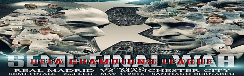 REAL MADRID – MANCHESTER CITY | UCL SEMIFINAL 2nd LEG | PROMO ᴴᴰ