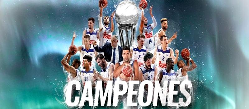 Asi celebrarón la Copa del Rey los jugadores del Real Madrid
