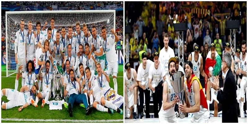 SONETO   Un escudo redondito y muchas Copas de Europa