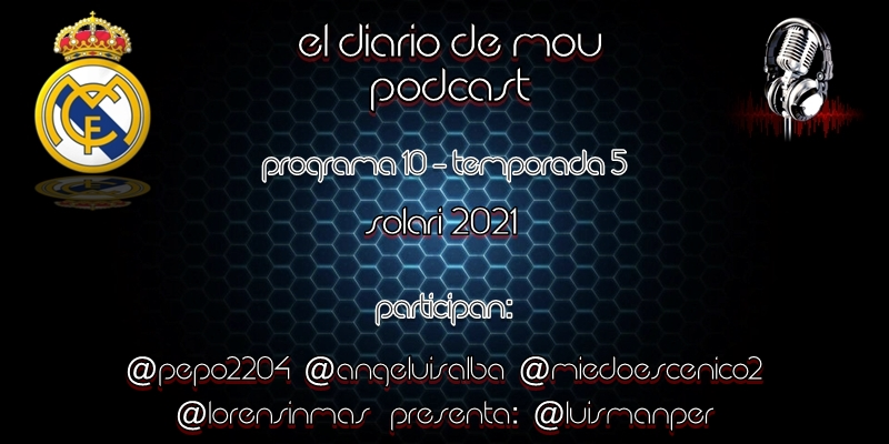 PODCAST | 5×10 – Solari 2021