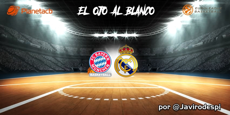 CRÓNICA | EL OJO AL BLANCO | La saca sigue abierta: Bayern Múnich 72 – 82 Real Madrid