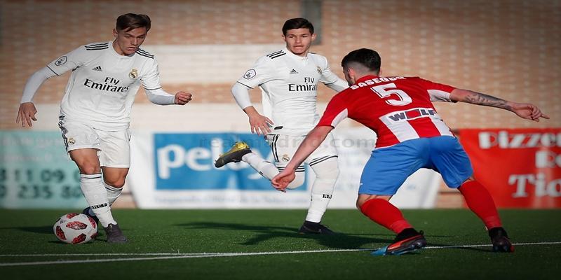 VÍDEO | Highlights | Navalcarnero vs Real Madrid Castilla | 2ª División B – Grupo I | Jornada 25