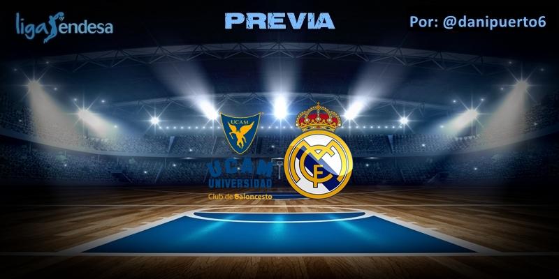 PREVIA | UCAM Murcia vs Real Madrid | Liga Endesa | Jornada 28