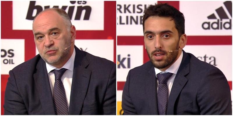 VÍDEO | Rueda de prensa de Pablo Laso y Facundo Campazzo en la presentación de la Final Four Vitoria 2019
