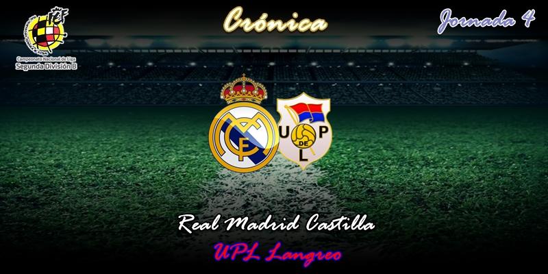 CRÓNICA | El retorno de Franchu y de Brian: Real Madrid Castilla 0 – 0 Langreo