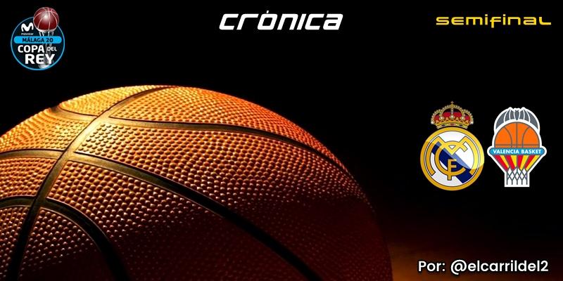 CRÓNICA | Campazzo toma el mando: Real Madrid 91 – 68 Valencia Basket Club