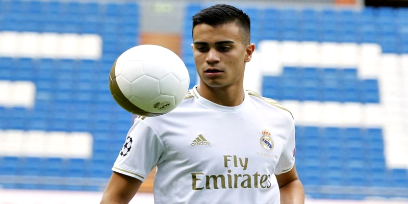 VÍDEO   Presentación de Reinier como nuevo jugador del Real Madrid