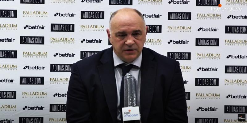 VÍDEO | Pablo Laso: «No hemos jugado como equipo»