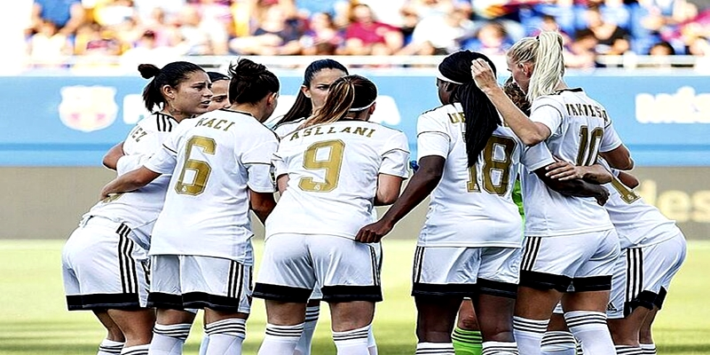 NOTICIAS | Nace el Real Madrid Femenino