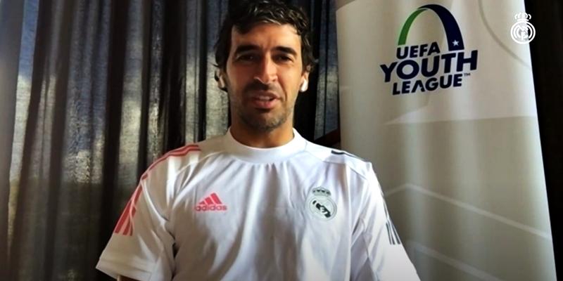 VÍDEO | Raúl: «El partido ante el Inter va a ser un gran reto para nosotros»
