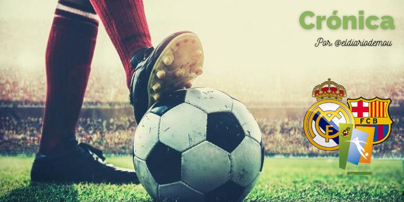 CRÓNICA   David contra Goliat: Real Madrid Femenino 0 – 4 FC Barcelona Femenino