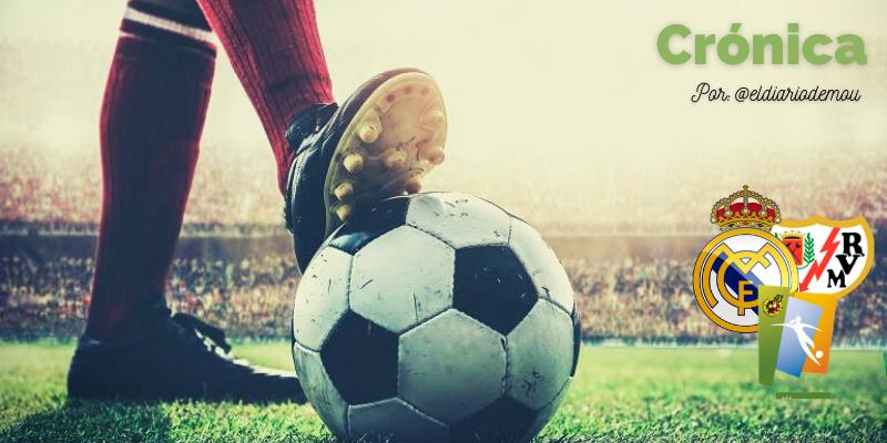 CRÓNICA   Victoria brillante: Real Madrid Femenino 3 – 1 Rayo Vallecano