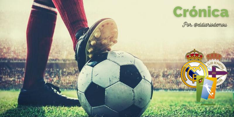 CRÓNICA   Conexión sueca: Real Madrid Femenino 3 – 0 Deportivo Abanca