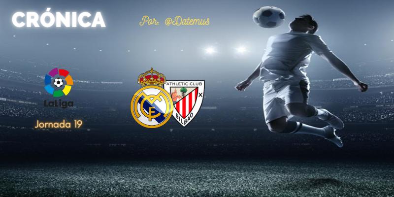 CRÓNICA   Nos las prometiamos muy felices y… sufrimiento leonino: Real Madrid 3 – 1 Athletic Club Bilbao