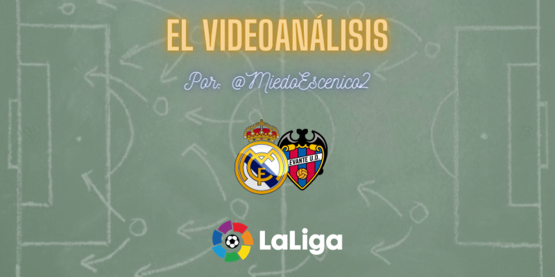 EL VIDEOANÁLISIS | Real Madrid vs Levante | LaLiga | Jornada 21
