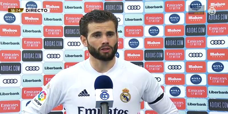 VÍDEO | Declaraciones de Toni Kroos y Nacho Fernández tras el partido ante el Valencia