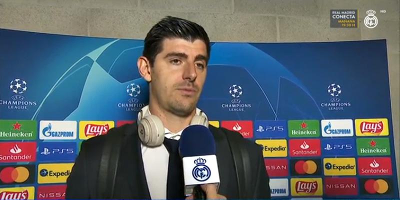 VÍDEO | Declaraciones de Courtois y Nacho tras el partido ante el Atalanta