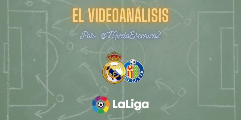 EL VIDEOANÁLISIS | Real Madrid vs Getafe | LaLiga | Jornada 1