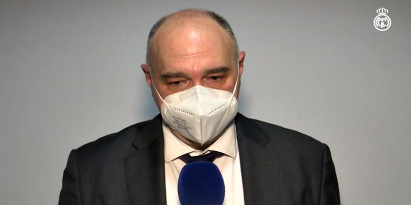 VÍDEO | Declaraciones de Pablo Laso tras el partido ante el Zenit