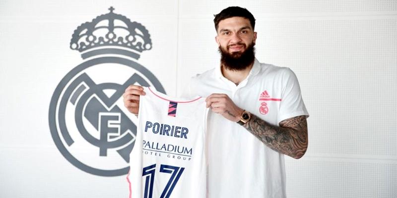NOTICIAS | Vincent Poirier, nuevo jugador del Real Madrid Baloncesto