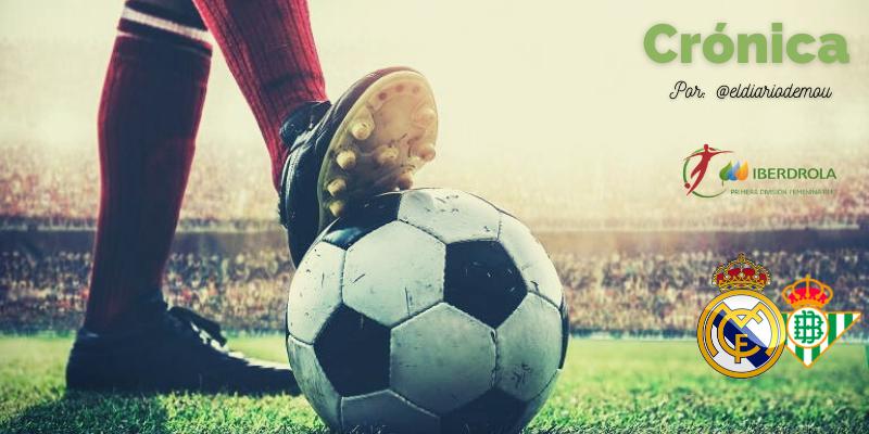 CRÓNICA   Oportunidad perdida: Real Madrid Femenino 1 – 1 Real Betis Féminas