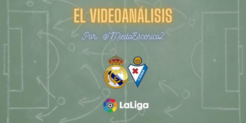 EL VÍDEOANÁLISIS   Real Madrid vs SD Éibar   LaLiga   Jornada 29