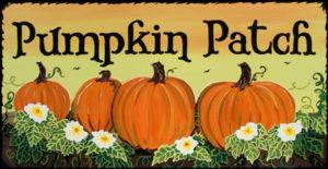9th Annual Pumpkin Patch Event @ Bird Street Community Center - 3rd Floor