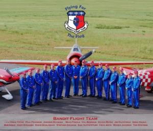 2019-Bandits Flight Team