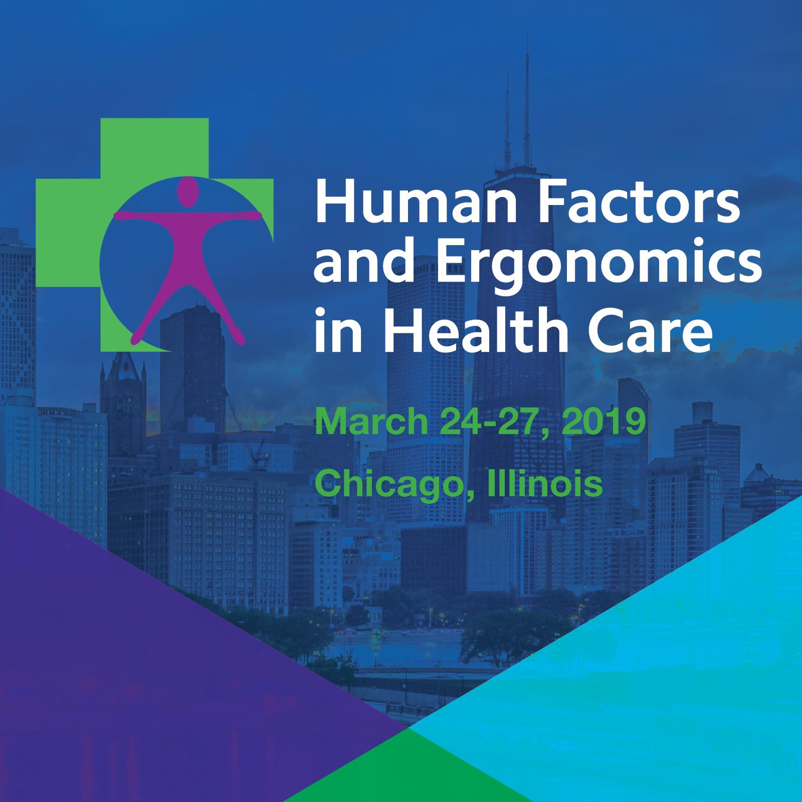 HFES 2019 Healthcare Symposium
