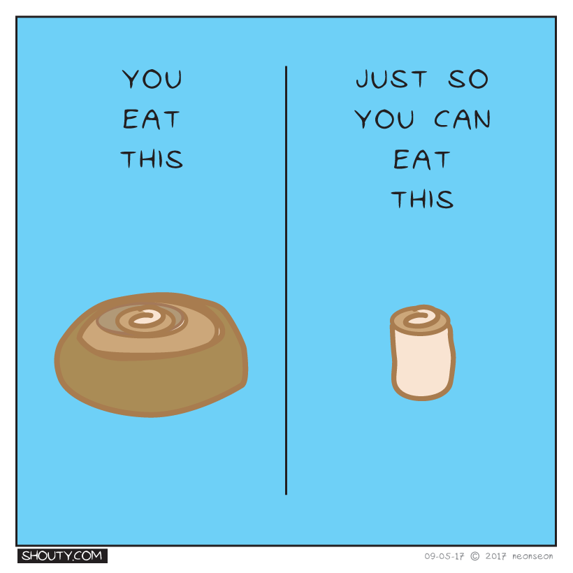The Truth about Cinnamon Rolls
