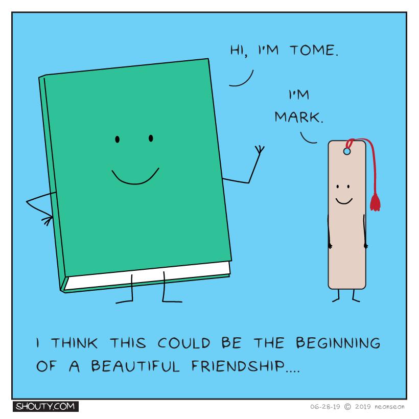 Nice to Meet You Comic by Shouty