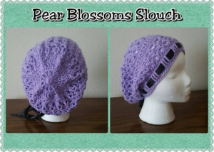 Pear Blossoms Slouch