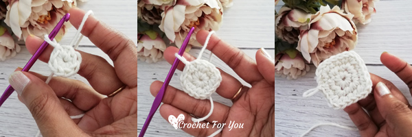 Crochet Boho Style Earrings Free Pattern